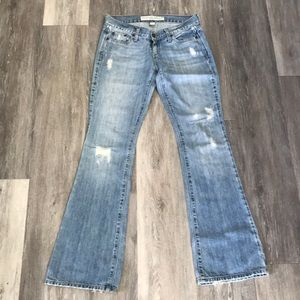 Women's Jeans Distressed